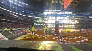 AMA Texas SuperCross Arlington, TX 2017