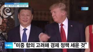 [집중진단] 미중 무역전쟁 '휴전'?…1단계 무역합의서…