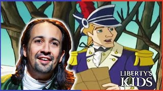 Liberty's Kids HD 120 - Alexander Hamilton | History Cartoons for Children