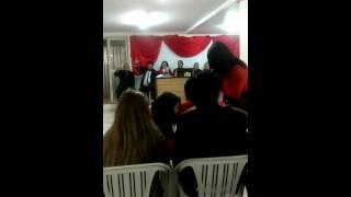 Raquel Alves e Vera Vieira 2 ungidos