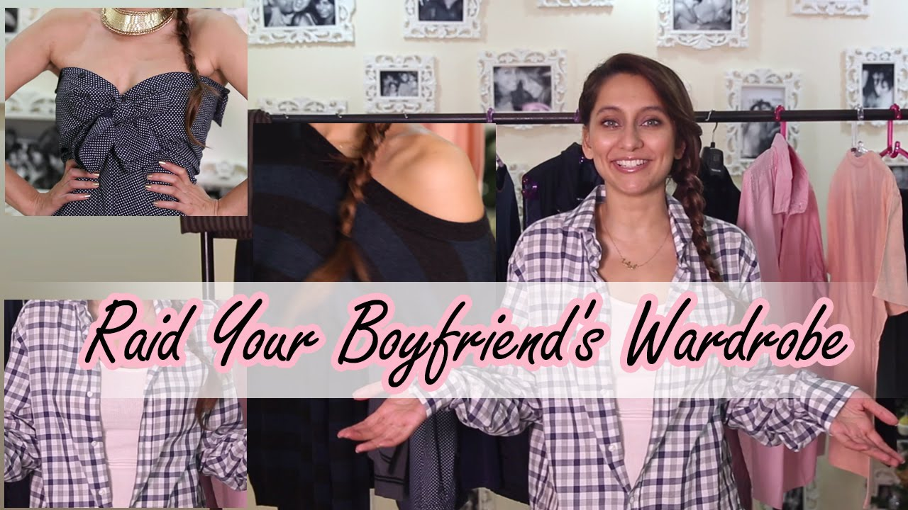 Raid Your BFu0027s Wardrobe | Anusha Dandekar   YouTube