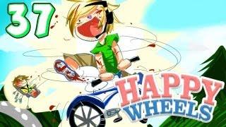 I WANT LOKIS BADASS HELMET! - Happy Wheels - Part 37