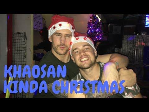 A Khaosan kinda Christmas | Thailand travel