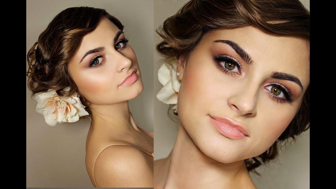 Eccezionale Trucco Sposa Elegante Romantico | Bridal Makeup | Diana Popova  OF61
