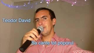 Teodor David - Sa cante tot poporul (2016)