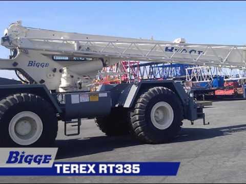 Terex RT335