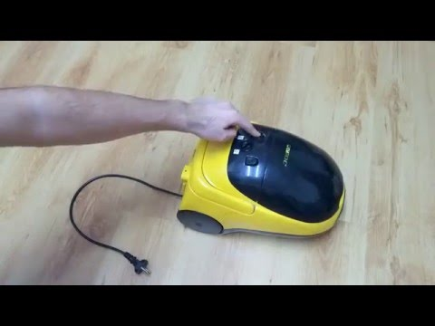Vacuum Cleaner Cord Retractor FIX