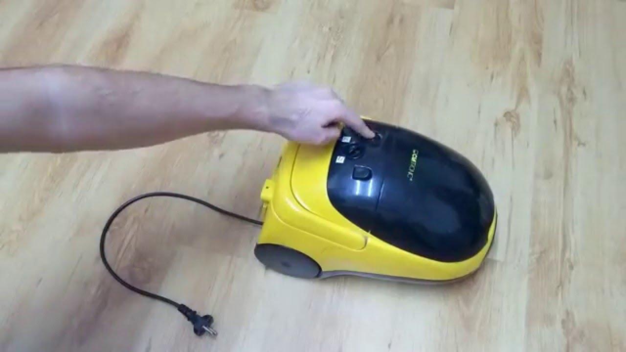 Vacuum Cleaner Cord Retractor FIX - YouTube