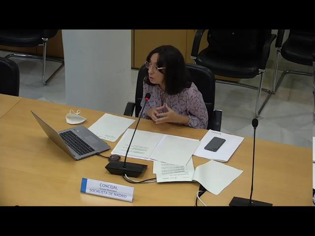 Mercedes González exige la creación de 100 puntos limpios para recoger colchones y evitar contagios