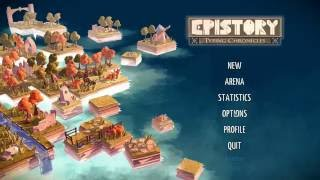 Epistory - Typing Chronicles PC Gameplay - RPG Typing Game