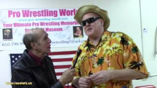 "MYSTERY OF THE LEGENDARY ECW ""HAT GUY"" SOLVED"