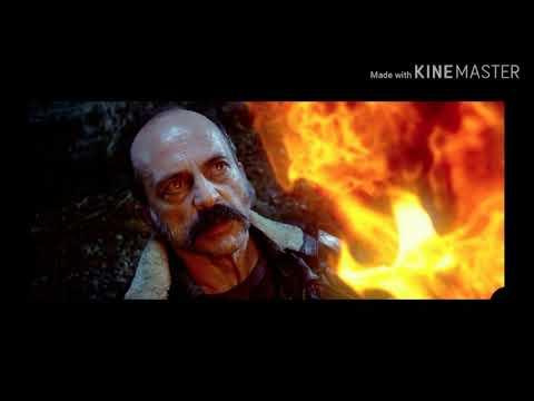 Клип про Призрачного гонщик,  под песню  Skillet-монстр  на русском