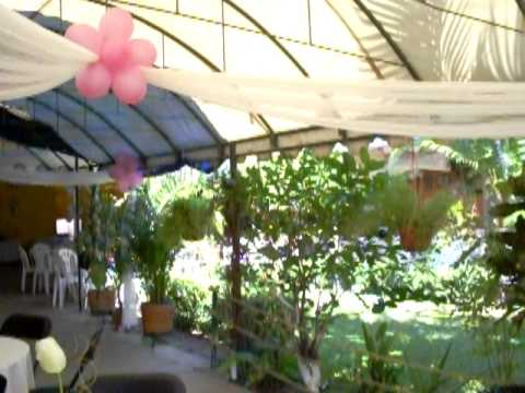 Salon jardin cordoba veracruz m xico youtube for Alma de agua jardin de eventos