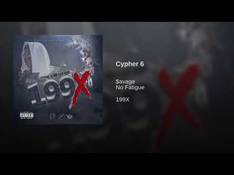 Montana Of 300 x TO3 x $avage x No Fatigue - Cypher 6 [Official Audio]