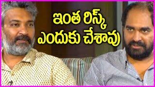 Krish About Risk In Doing Gautamiputra Satakarni Movie | Story | Rajamouli Latest Interview