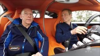 GRIP - Das Motormagazin / Bugatti Chiron (02.04.2017) Teil 2