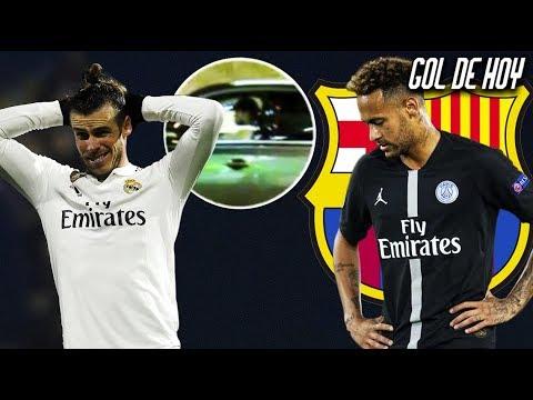 Bale pagará por su fuga del Bernabeu I Neymar ruega por volver al Barcelona