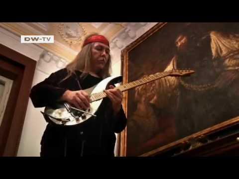 Немец изобрел самонастраивающуюся гитару