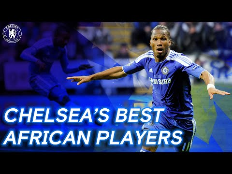 Chelsea's Best African Players Ft. Drogba, Kalou & More | Part 1