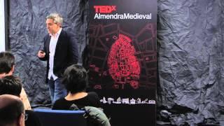 Si quieres trabajar mañana,aprende a despedirte hoy | Emiliano Perez Ansaldi | TEDxAlmendraMedieval