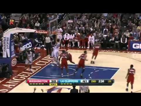 Los Angeles Clippers vs Washington Wizards Recap 2.15.12