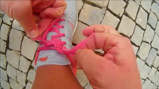 Лайфхак. Как завязать НЕпослушные шнурки