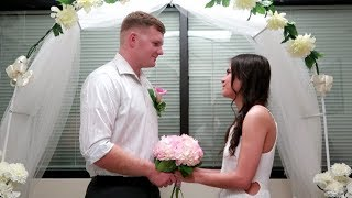 💍 Our Wedding Day Adventure ❤ (6/12/17)