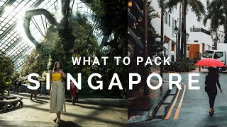 NOT TO Bring And TO BRING To Singapore (Watch This Before You Travel To Singapore ) 🇸🇬