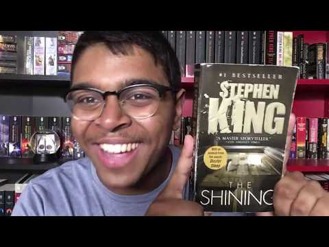 THE SHINING REVIEW - Stephen King