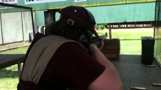 The wife shoots my garand