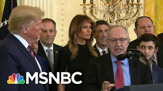 What's The State Of Trump's Impeachment Legal Team? | The 11th Hour | MSNBC