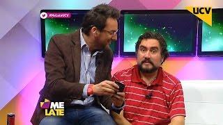 Me Late (08-10-2015) - Daniel Fuenzalida nos muestra el video paranormal grabado en su casa