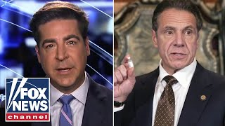 Jesse Watters calls out Cuomo's 'delusional arrogance' after touting hard work