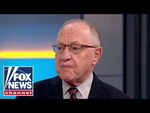 Dershowitz breaks down leaked details of IG draft