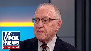 Dershowitz breaks down leaked details of IG draft