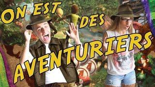 NOUS SOMMES DES AVENTURIERS ! - Kinect Adventures