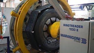 Как восстановить изношенную шину? Просто.