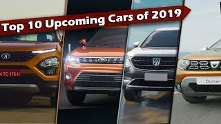 Top 10 - Best Upcoming Cars in India in 2019 | ICN Studio