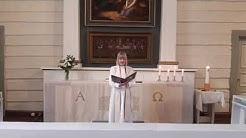 17.05.2020 Sanajumalanpalvelus Pieksämäen Vanha kirkko