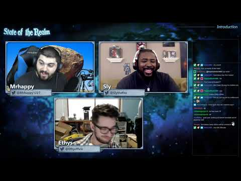 State of the Realm #133 - Lore Stuff w/ Ethys & Host of the Realm