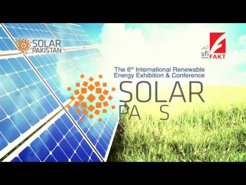 Solar Pakistan Exhibition & Conference 2017