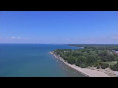 Lake Erie Beach Tour