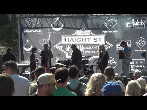 Haight Street Merchants & Music Festival 2014