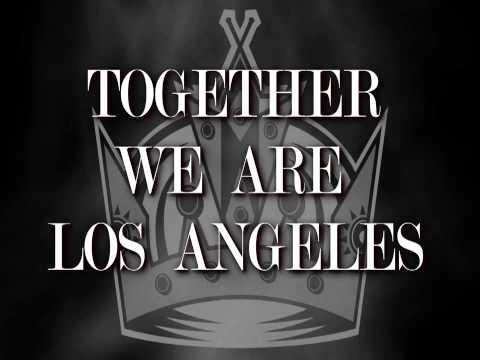 WE ARE LOS ANGELES (lyric Video) - The Goon Squad