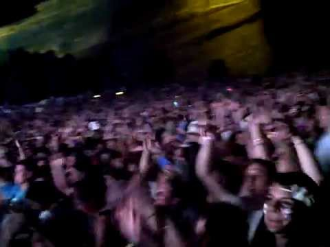 Bassnectar Red Rocks Dont Call me Baby June 18 2011