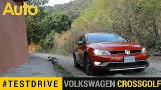 видео Volkswagen CrossGolf
