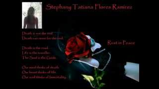 Stephany Flores.......Rest in peace