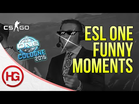 Now that the major is over, recap on all the funny moments you may have missed!