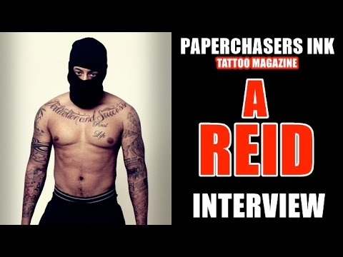 INTERVIEW: TALK WITH MAGAZINE READER | A RIED