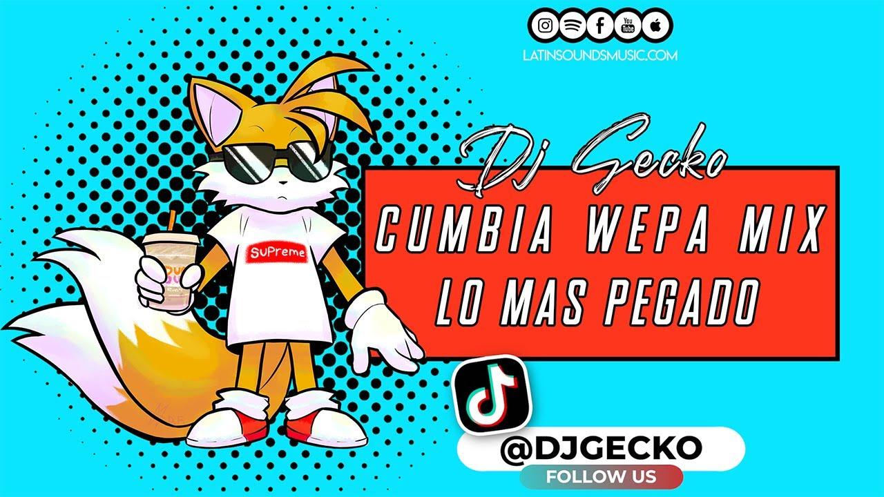 Cumbia Wepa Mix - [Lo Mas Pegado 2020] - Dj Gecko